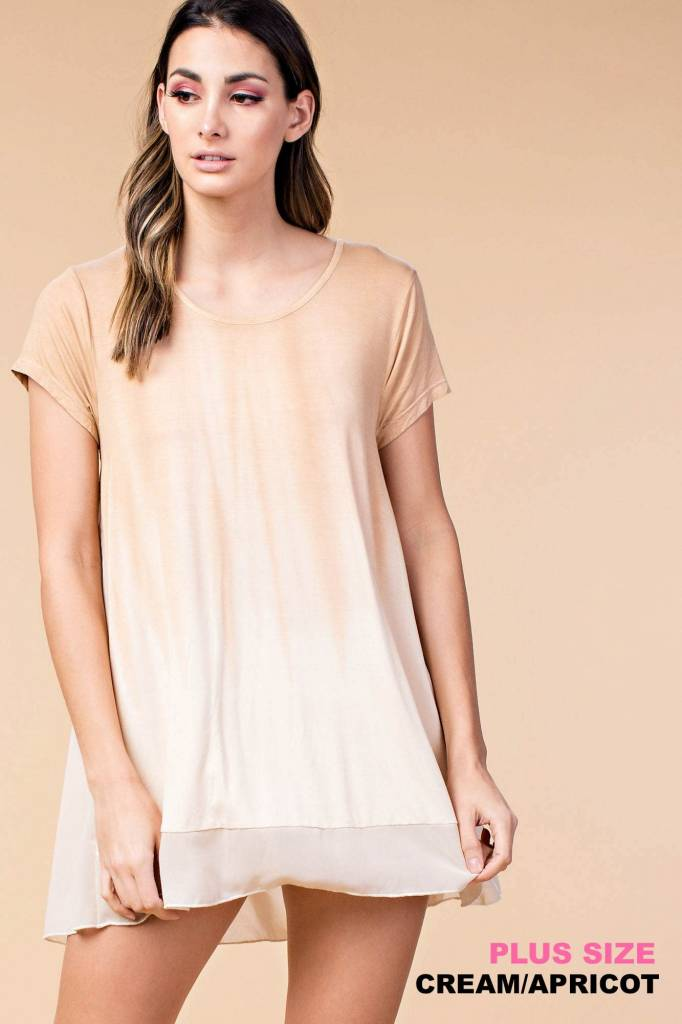 Relaxed & Set Top-
