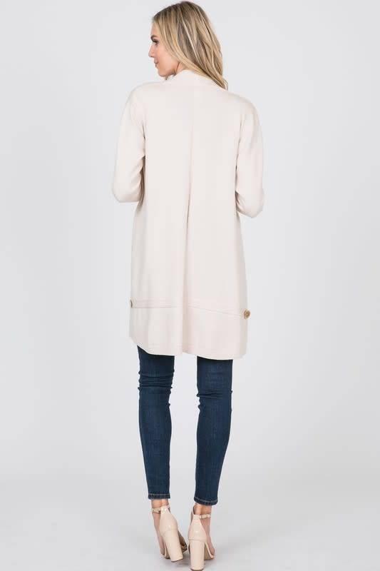 It's A Date Sweater Cardigan-