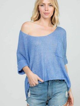 Catch A Glimpse Sweater-