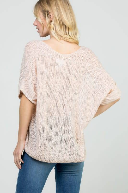Catch A Glimpse Sweater-