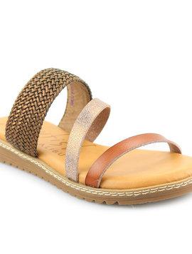 Blowfish Malibu Otsi Braided Flat Sandals -