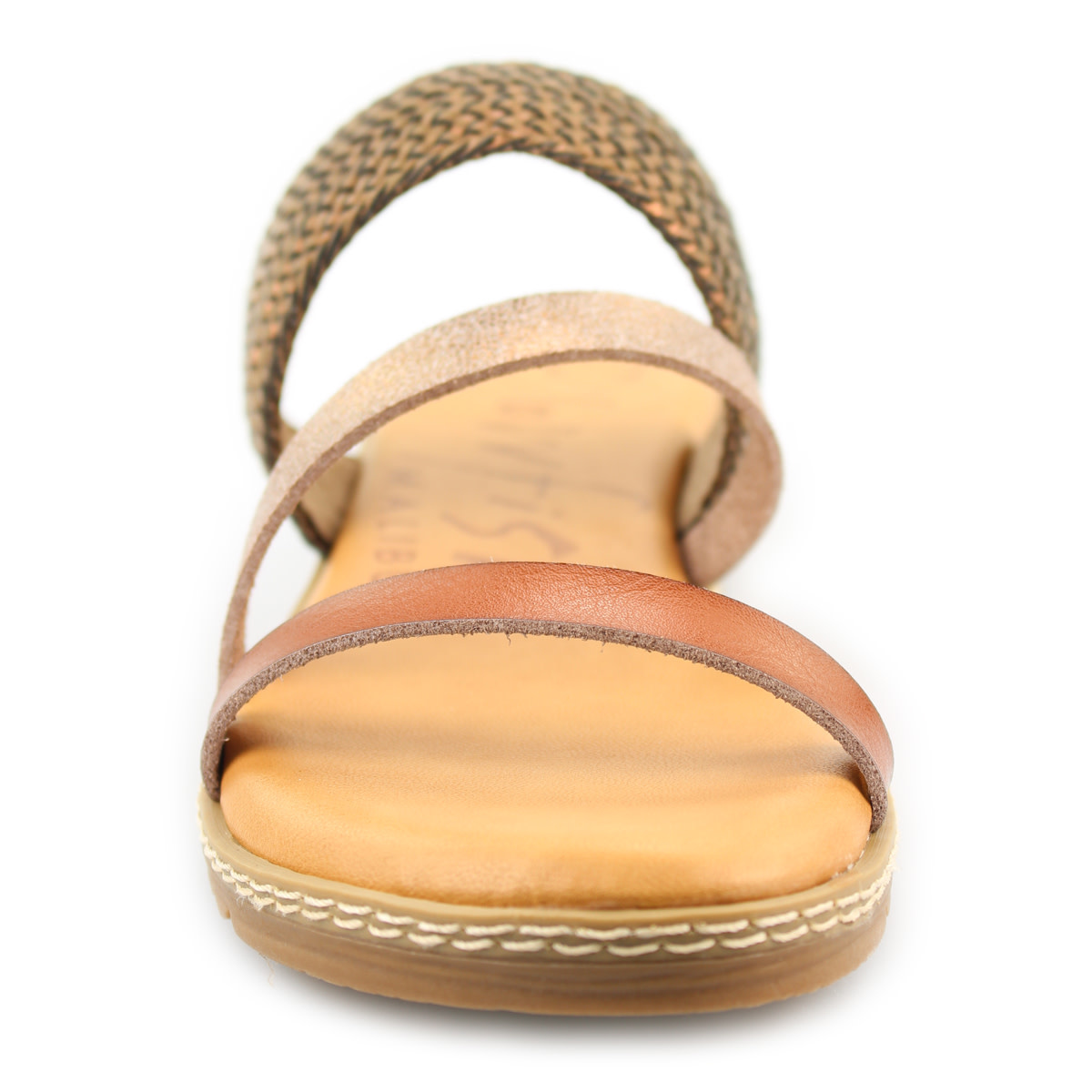 Blowfish Malibu Otsi Braided Flat Sandals -