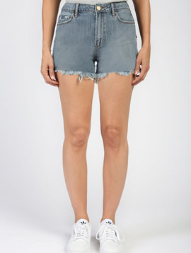 Articles of Society Meredith Hi Rise Denim Shorts -
