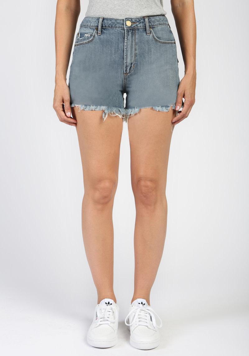 Articles of Society Meredith Hi Rise Denim Shorts -