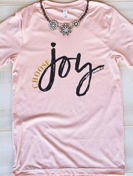Choose Joy Tee-