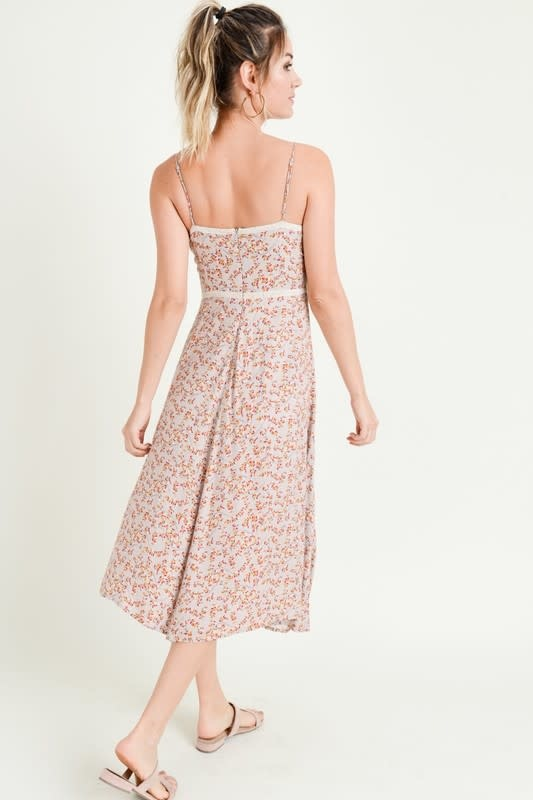 Field of Flowers Floral Sundress -