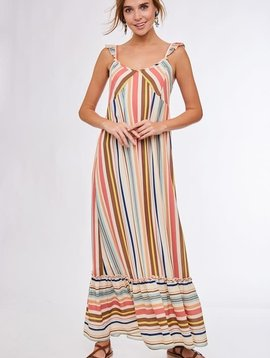 Straight To It Dress-