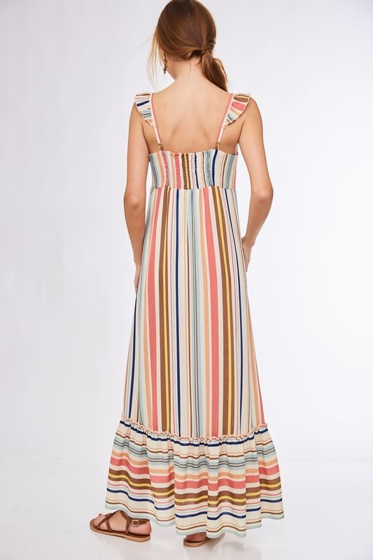 Straight To It Dress-