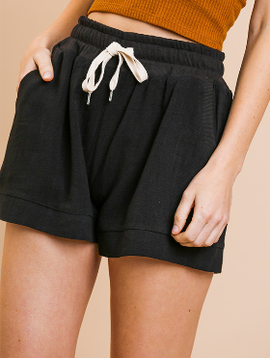 Wear with Everything Linen Shorts -