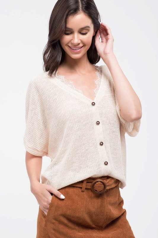 Cool Transition  Button Detail Top -