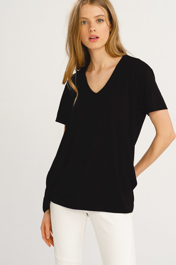 All To Myself Cutout Back Top -