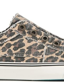 Blowfish Malibu Play Natural City Kitty Canvas Sneaker-