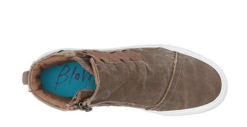 Blowfish Malibu Koala Hipster Smoked Twill Sneaker-