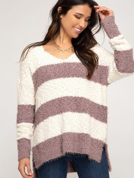 Just Take A Look Sweater-