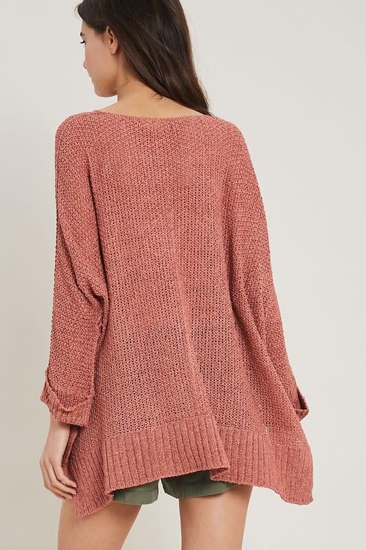 Bonfire Babe Sweater-