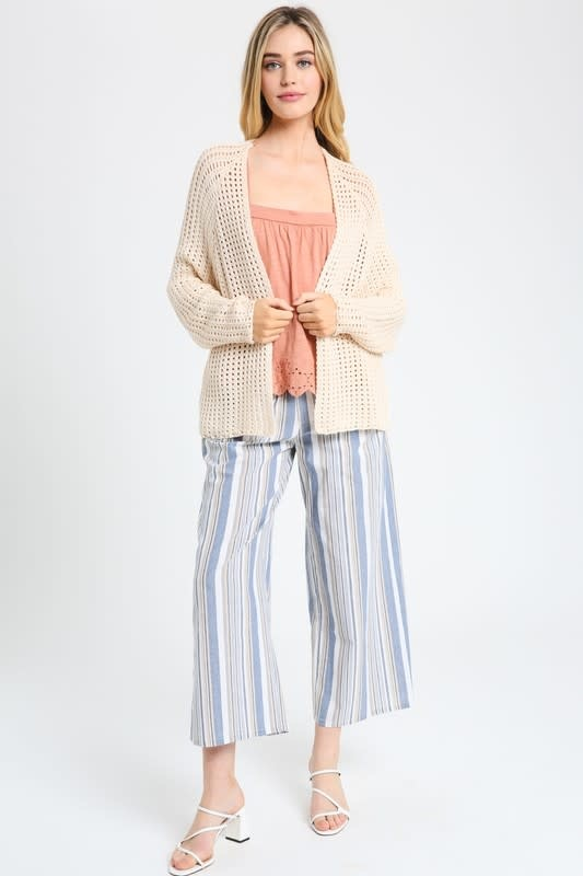 Soft As A Baby's Behind Cardigan Sweater -