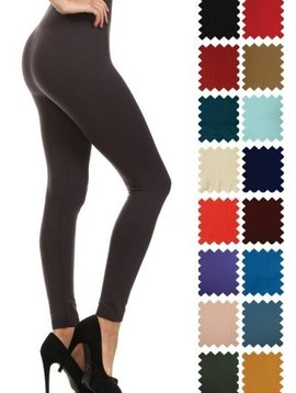 Fleece Leggings -
