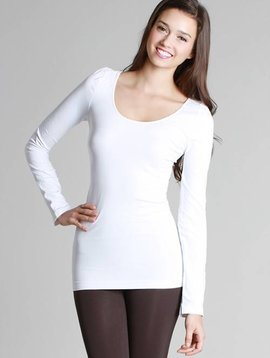 Long Sleeve Layering Top -