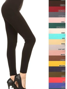 Fleece Lined Leggings -