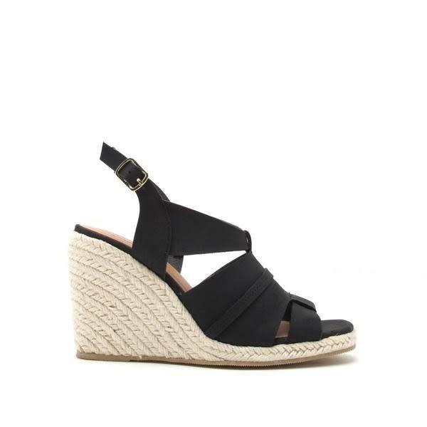 Espadrille Wedge Sandals -