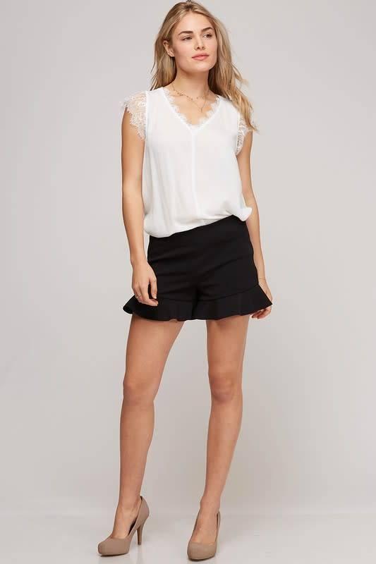Fun & Flirty Shorts-
