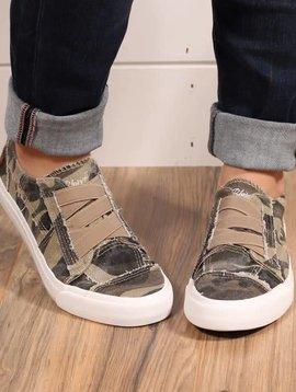 Blowfish Malibu Marley Canvas Sneaker -