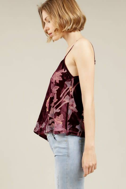 Velvet Crush Top-