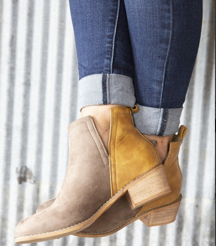 Corkys Shield Bootie -