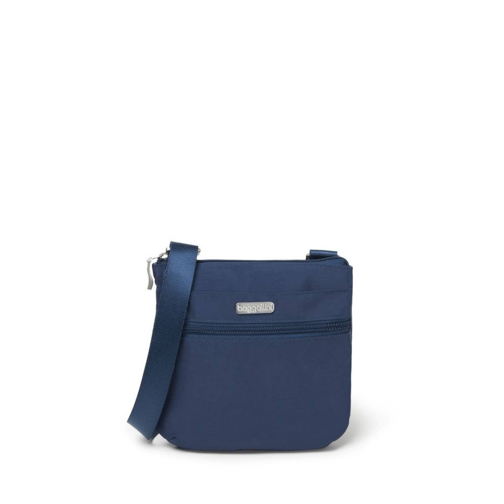 baggallini baggallini small zip crossbody