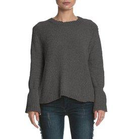 elan elan wide-cuff sweater