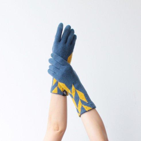 percent gloves