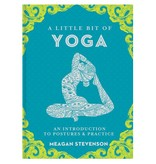 sterling publishing sterling little bit of yoga book