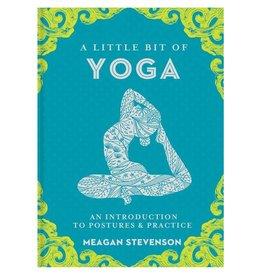 sterling publishing sterling little bit of yoga book