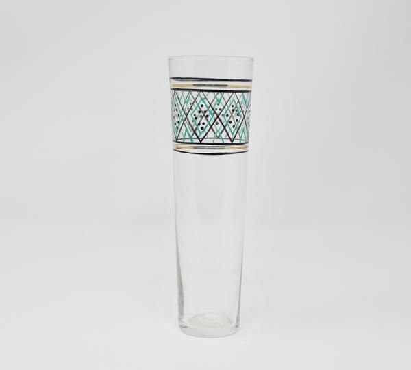 roost roost alexandria turq. champagne glass