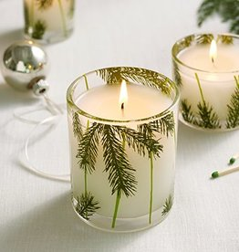 curio/frasier fir frasier fir pine needle candle