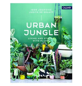 national book network urban jungle: living & styling with plants