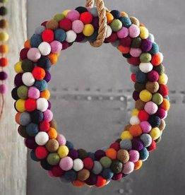 roost roost jubilee wreath multicolor