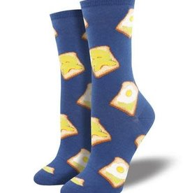 socksmith socksmith avocado toast blue
