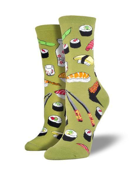 socksmith socksmith sushi fern