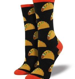socksmith socksmith tacos black