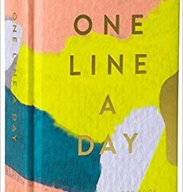 hachette book group one line a day
