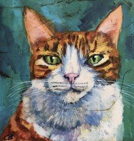 cody blomberg cody blomberg 6x6 tabby cat