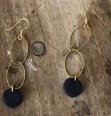 adorn 512 blondie earrings