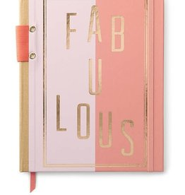 designworks ink designworks wordtoss fabulous hardcover journal