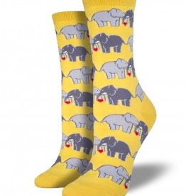 socksmith socksmith elephant love buttercup