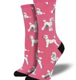 socksmith socksmith oodles of poodles pink