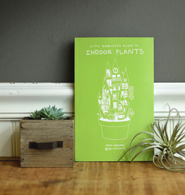 john verdery city dwellers guide to indoor plants