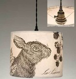 ctw the hare pendant lampshade
