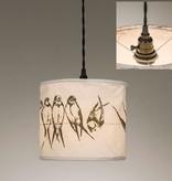 ctw ctw birds on a wire pendant lamp
