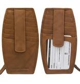 intercontinental leather (IL) ili credit card holder 7804